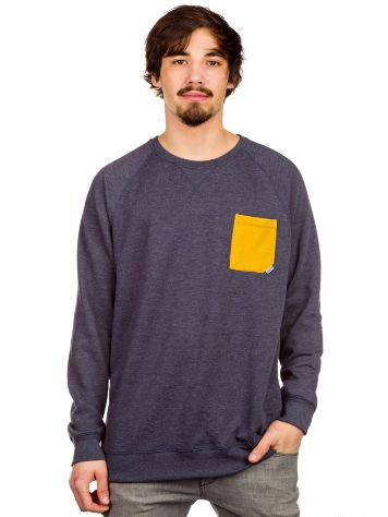Cleptomanicx Pocket Sweater
