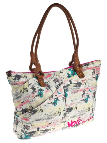 Volcom Forget Me Knots Tote Bag
