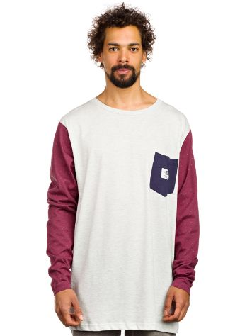 SWEET SKTBS Pocket Combo T-Shirt LS