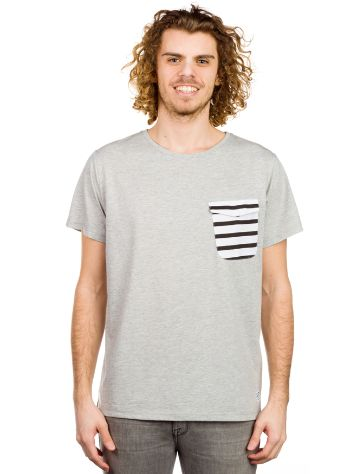 Colour Wear Pocket T-Shirt