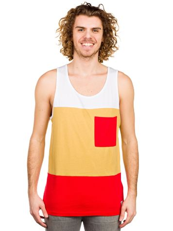 Colour Wear Puch Tank Top
