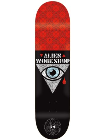 Alien Workshop Sacred Geometry Enlightened 8.25 Deck