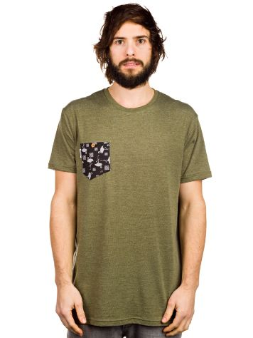 Volcom Printed Pocket T-Shirt