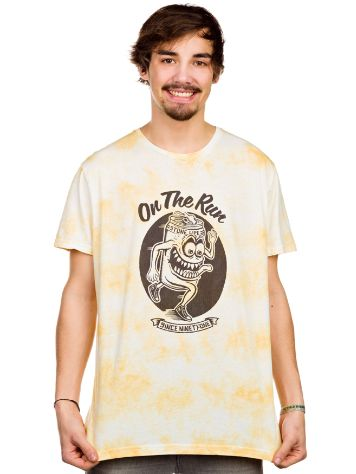 Volcom Disorder Tie and Dye T-Shirt