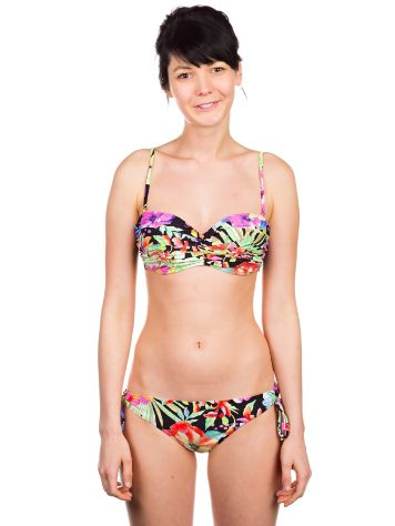 Billabong Tropical Trip Bustier + Leia Low Rider Bikin