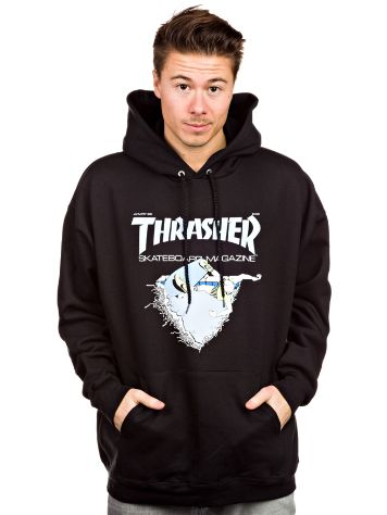Thrasher Trasher First Cover Sweater
