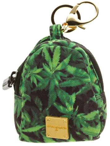 Sprayground Explicit Greens Mini Pouch
