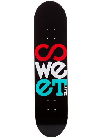 "SWEET SKTBS Solid 7.75"" Skateboard Deck"