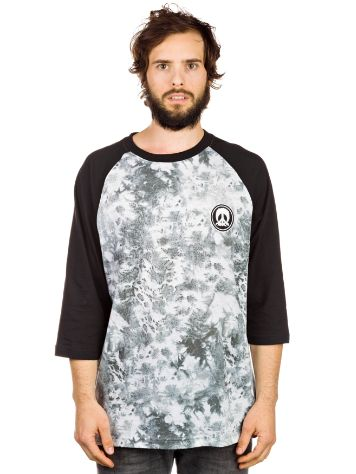 Gnarly Raglan Team Dye T-Shirt LS
