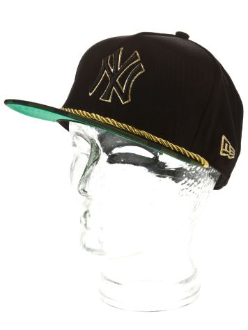 New Era NY Yankees Hidden Metallic Cap