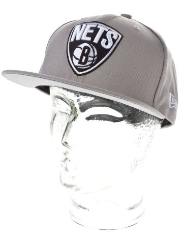 New Era Brooklyn Nets NBA Basic Reverse Cap