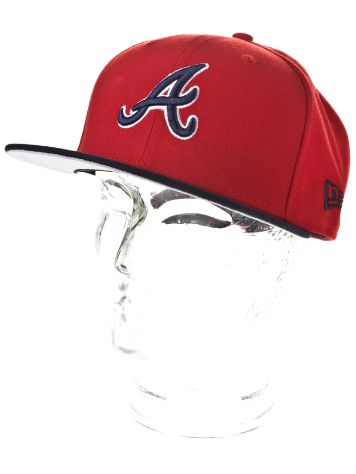 New Era Atlanta Braves MLB Reverse Team Cap
