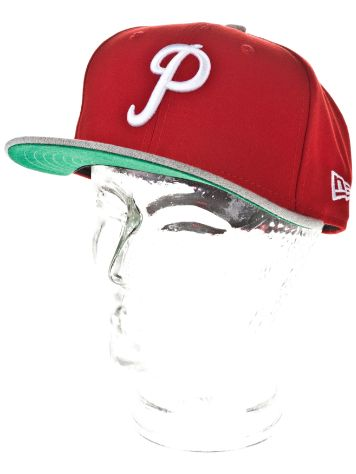 New Era Philadelphia Phillies Heathered Out Cap