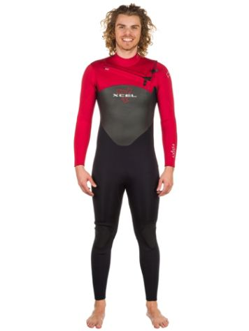 Xcel Axis Chest Zip 5/4 Wetsuit