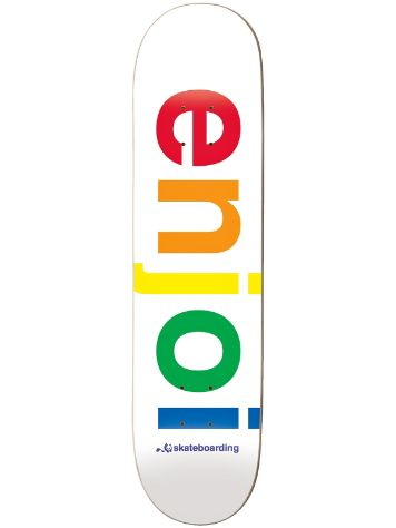 Enjoi Spectrum R7 8.1 x 31.1 Deck