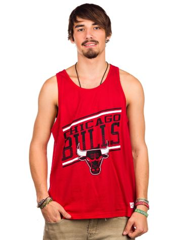 Mitchell & Ness Chicago Bulls Assist Graphic Tank Top