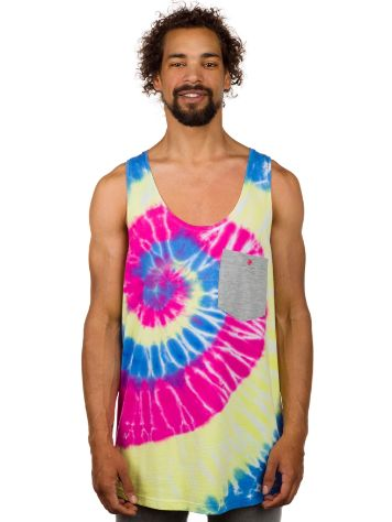SWEET SKTBS Relaxed Tiedye Special Tank Top