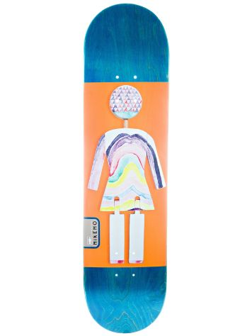 "Girl On Exhibit Mikemo Capaldi 8.0"" Deck"