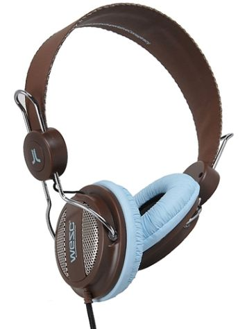 WeSC Oboe Chocolate Headphones