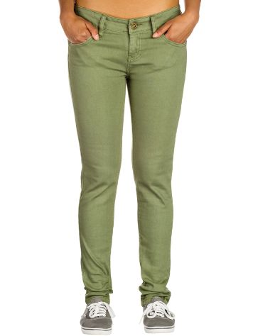 Volcom Oily Skinny Colour Jeans