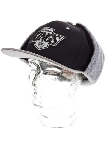 Mitchell & Ness NBA LA Kings Team Logo Dogear Cap