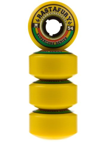 Jart Jart Core Rastafury 54mm Wheels