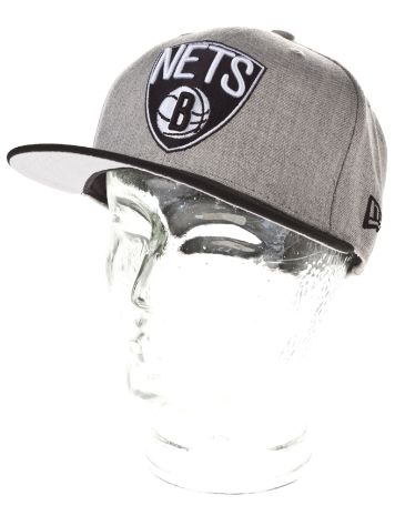 New Era Brooklyn Nets Heather Pop Cap