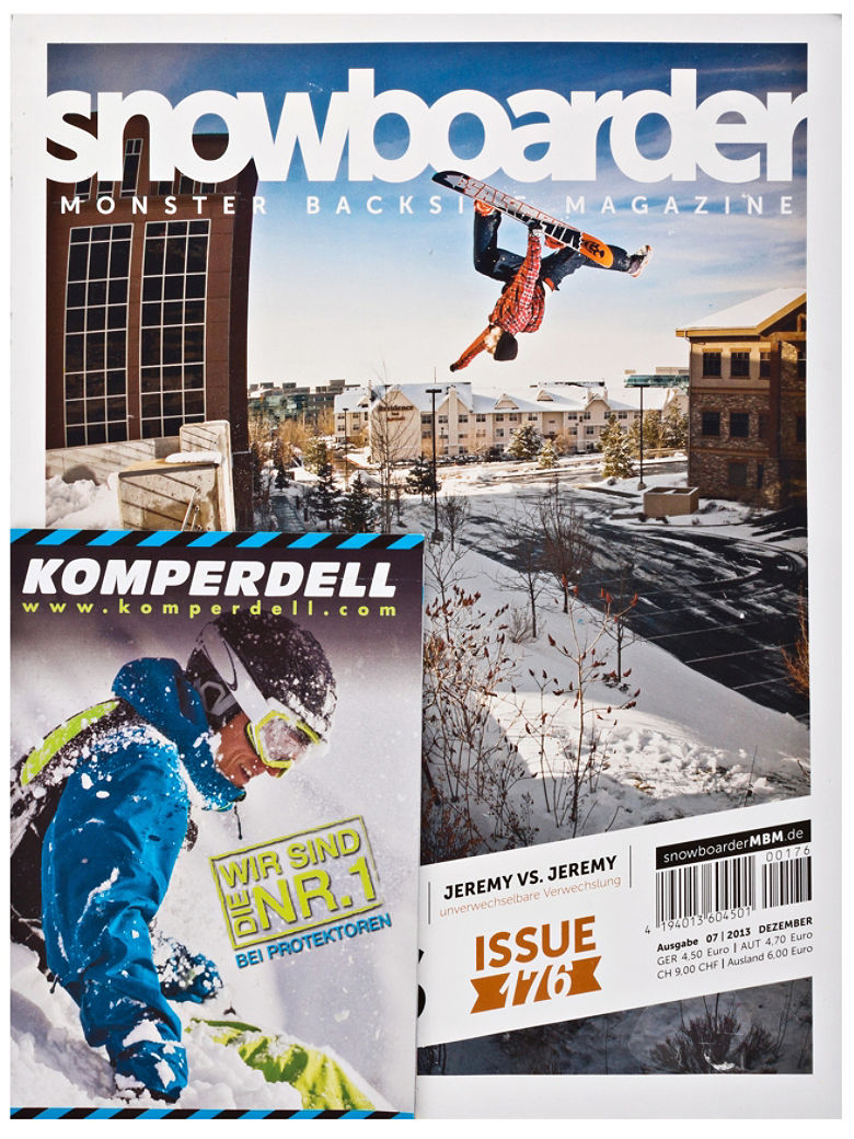 Snow Magazin MBM MBM #176 Monster vergr��ern