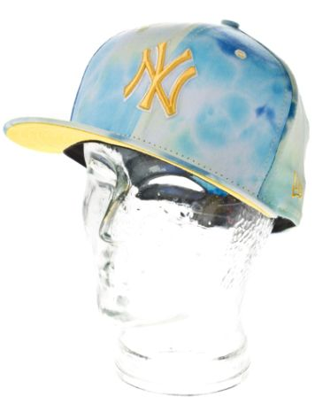 New Era NY Yankees All Over Tie Dye Cap