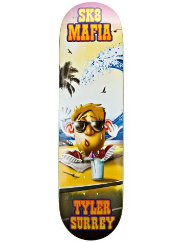 "SK8 Mafia Toe Up Surrey 8.25"" Deck"