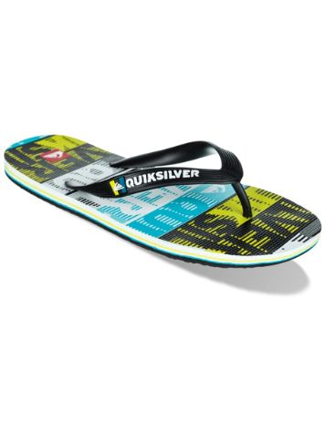 Quiksilver Molokai Comp Word Sandals