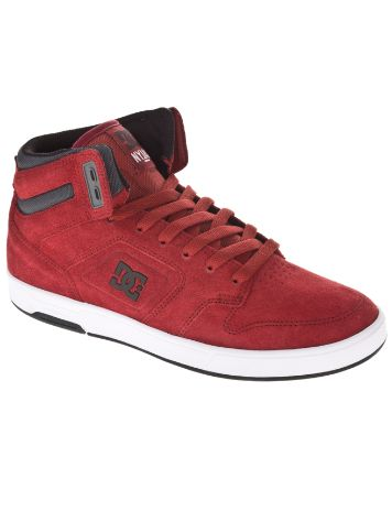 DC Nyjah High Skateshoes