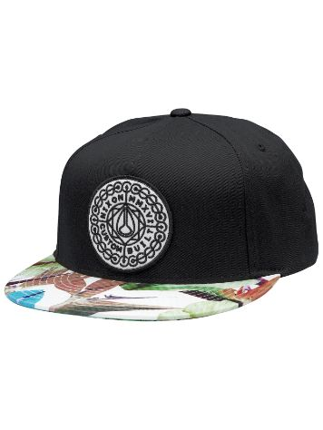 Nixon Gate Snap Back Cap