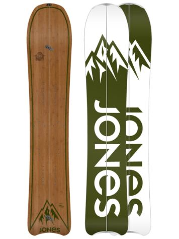 Jones Snowboards Hovercraft Split 160 2015
