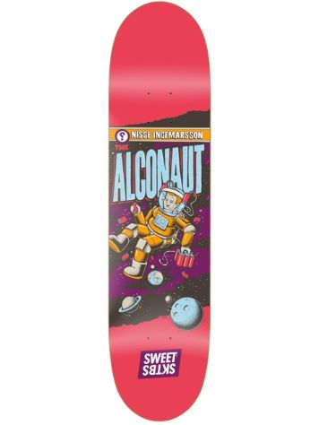 "SWEET SKTBS Spaced Out Ingemarsson 8.18"" Skateboard"