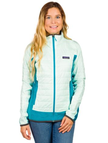 Patagonia Nano Puff Hybrid Fleece Jacket