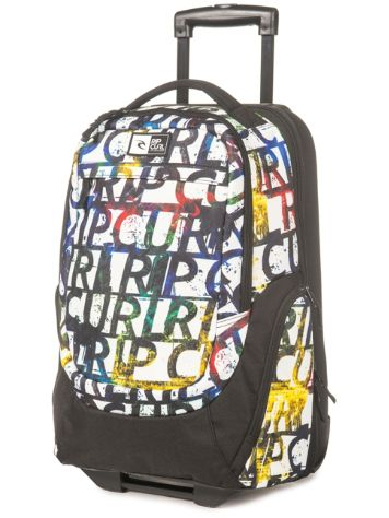 Rip Curl Rock It Cabin Lettering Backpack
