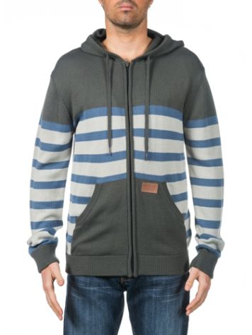 Rip Curl Brash Youth Knit Zip Hoodie Boys
