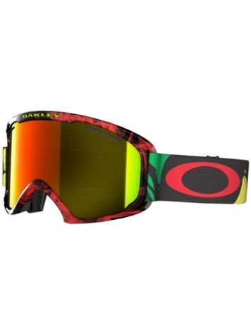 Oakley 02 XL Burnt Our Rasta