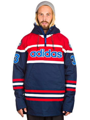 adidas Snowboarding 2 Minute Warning Jacket