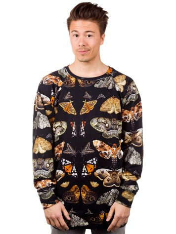 Abandon Ship Moth Sweater