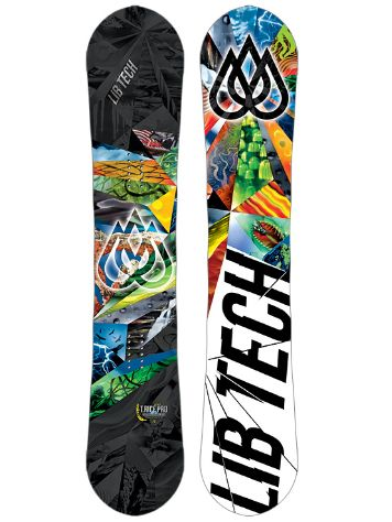 Lib Tech T.Rice Pro C2 BTX 161,5 Pointy 2015