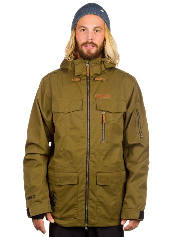 Saga Outerwear Fatigue Jacket