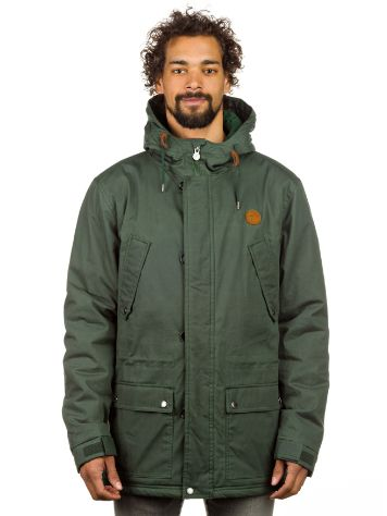 Cleptomanicx Doppla 3.0 Coat
