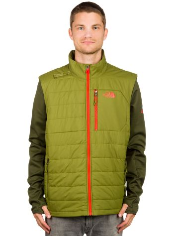 The North Face Pemby Hybrid Fleece Jacket