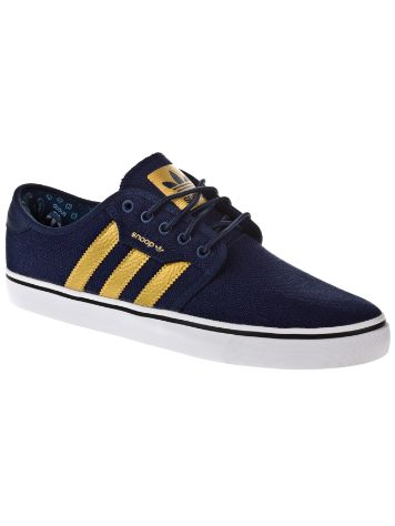 adidas Skateboarding x Snoop Lion Seeley Sneakers