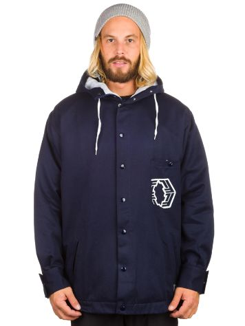 FL Clothing The Flannel Zip Hoodie
