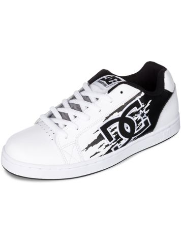 DC Serial Graffik Skateshoes