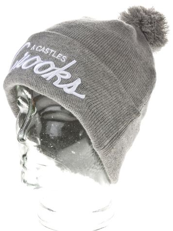 Crooks & Castles Core Logo Beanie