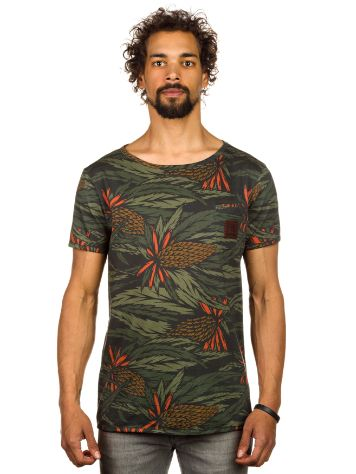 Turbokolor Slim Fit Cone Print T-Shirt